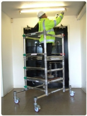Large Podium Steps Hire