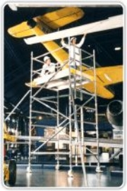 Micro Fold Scaffold Towers