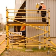 Tower: GRP Scaffold Towers
