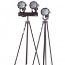 Twin 500W Tripod Floodlight