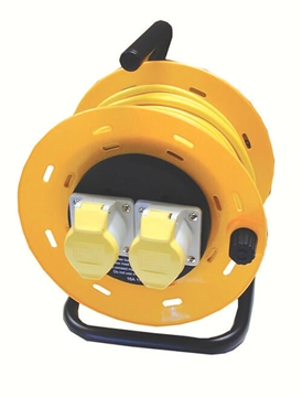 110V 25m Drum Cable Reels