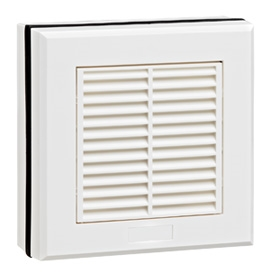 """4"""" Window Kit with fixed grille"""