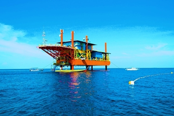 Drilling Rig Diving Projects
