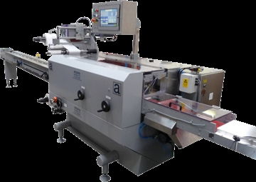 4 Side Seal Machines
