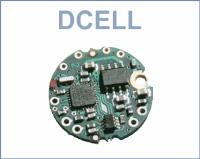 DCELL  In-Cell Digital Strain Gauge to Data Converter