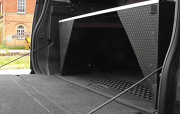 Concealed Compartment Custom Vehicle Conversion