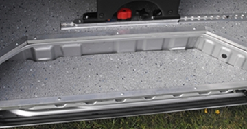 Fitted Step Custom Vehicle Conversion