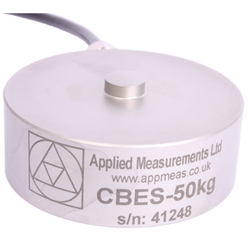 Low Profile Button Load Cell