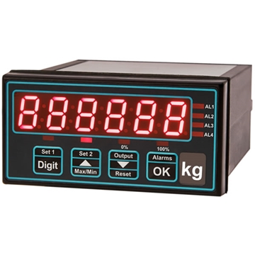 Accurate Load Cell Digital Indicators