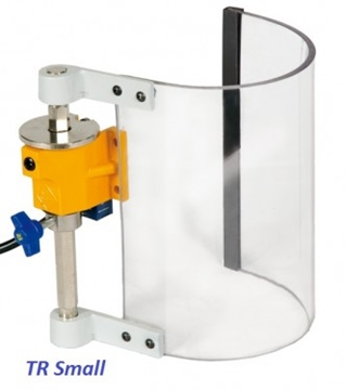 Safety guards for drilling machines