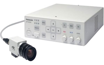 Remote head camera system for those tight spots