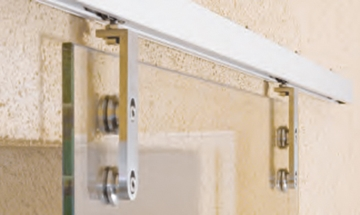 All Glass Manual Door Systems