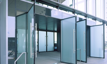 Compact Sliding Door Automation Systems