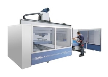 CNC Machining Centre with 5-axis Technology CR27