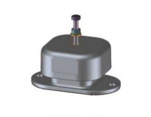 Spring Mountings Type VSMF : Load Range 30kg - 780kg