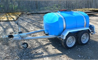 Durable Highway Tow Water Bowsers