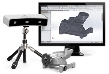 3D Scan Import In The UK