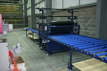 650 Sheet Filming Machines In Daventry