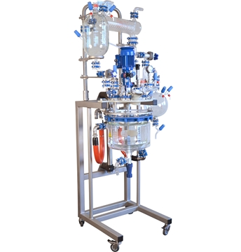 MidiPilot Glass Jacketed Vessels