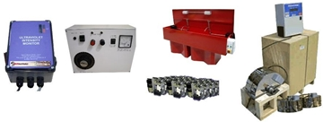 Chrome Plating Components