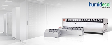 UltraSonic Humidifying Systems For The Print Industry
