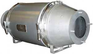 Particle Filters for Petrol Emissions