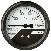 Differential pressure gauge - Model A2G-mini