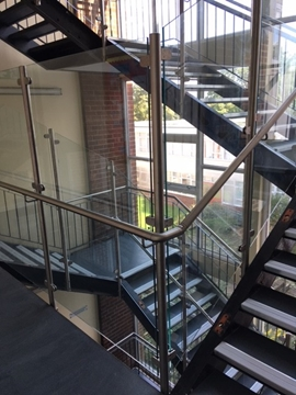 Handrails and Balustrades