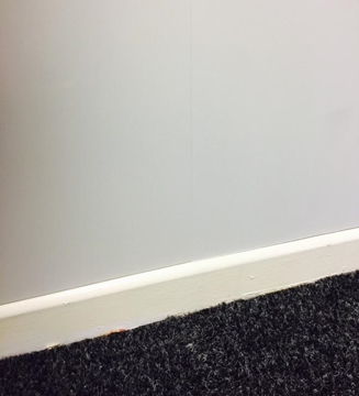 Marbrex White Wall Panels (5 lengths per pack)