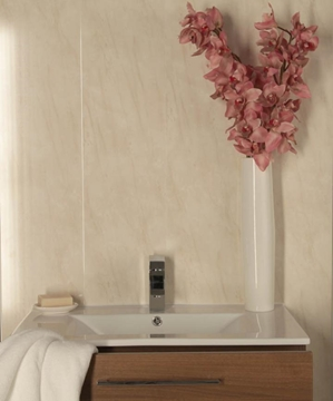 Marbrex Romano Beige Wall Panel (4 lengths per pack) DC26274