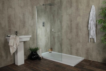 Marbrex Bisque Wall Panel (3 lengths per pack) DC57B66