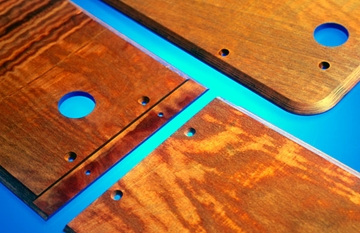 Wood Laminate Supplier for Motor Sports