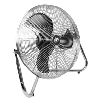 18'' Instant Cooling Floor Fan Hire