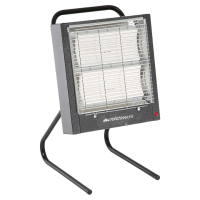 2.8KW Commercial Ceramic Heater Hire
