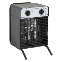 2.8KW Commercial Fan Heater Hire