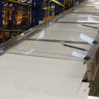 Covered Dough Feed Conveyors
