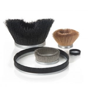 Brush strip - Cup form