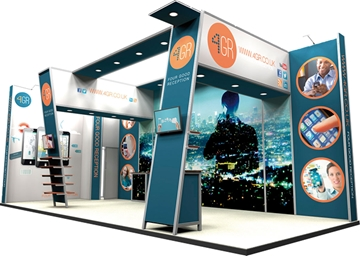Modular Exhibition Stands Election : Modular exhibition stands