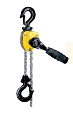 Yale Handy Ratchet Lever Hoist with Link Chain - 250kg