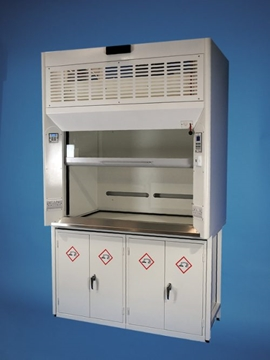 DUCTED K8E SERIES ENERGY SAVING FUME CUPBOARDS