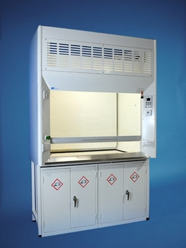 DUCTED K8 FUME CUPBOARDS
