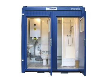 Amenities For Shower & Toilets