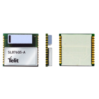 SL876Q5-A GNSS module with integrated antenna