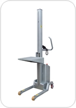 Lift and Position Equipment for Food Industry