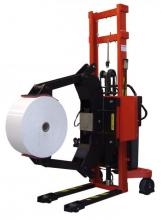 Lift and Rotate Equipment - Powered Clamp Attachment