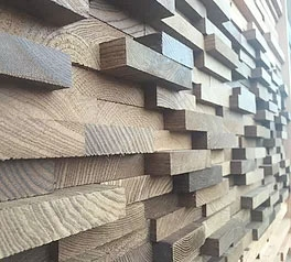 Architectural Interior 3D Wall Coverings
