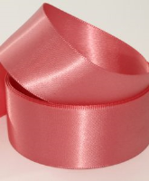 Rosa Antique Pink ( Col 450 ) Doube Faced Satin Ribbon x 20 Metre Roll