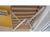 Cross over Arms Awnings