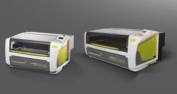 LS100 & LS100Ex CO2 Engraving & Cutting Solutions