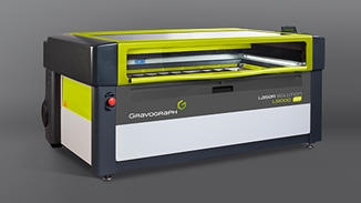 LS1000XP CO² Laser Cutting & Engraving Solutions